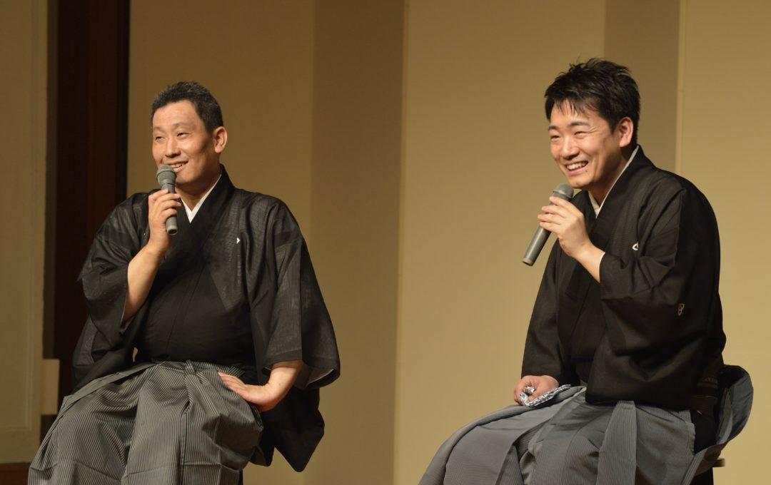「笑えない会」京都公演、本日発売!
