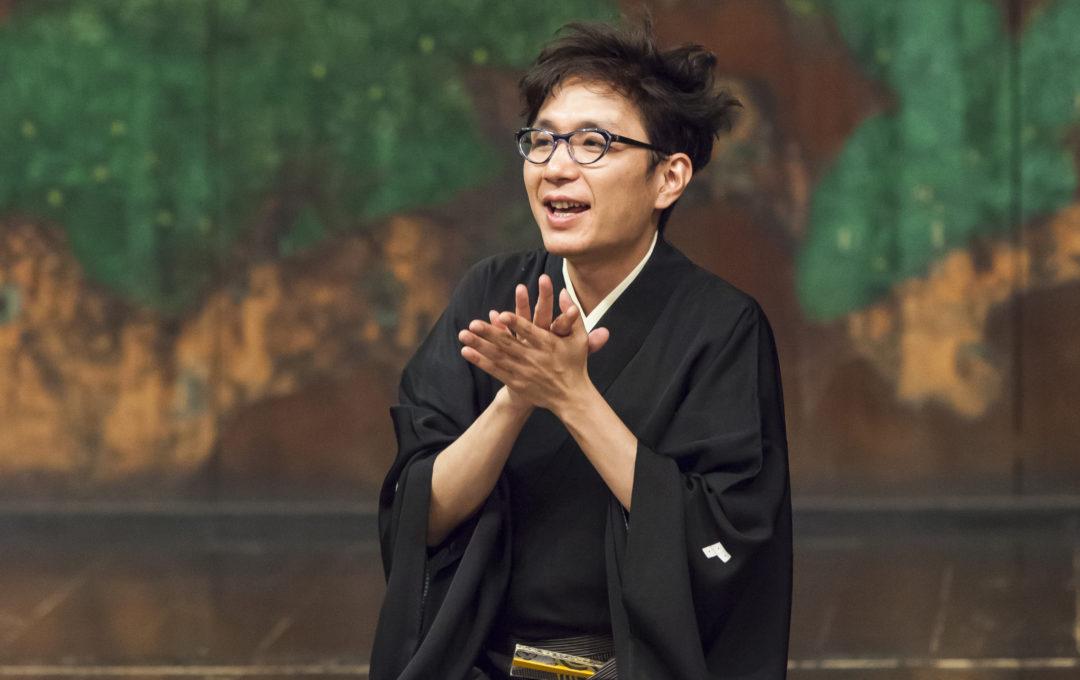 茂山童司、三世茂山千之丞襲名披露公演についてのお知らせ