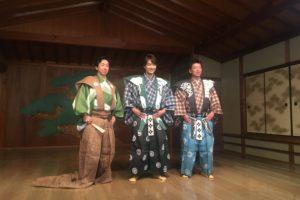 テレビ出演情報!「BS-TBS『美しい日本に出会う旅』」にて宗彦と茂が井上芳雄さんを京都でお迎え